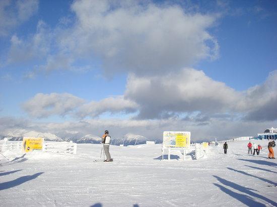 St Michael im Lungau, Austria: Prachtig uitzicht