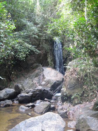 Phuket Town, Thailand: Waterfall