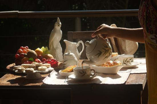 Gavea Tropical Boutique Hotel: Café da manhã/ Breakfast