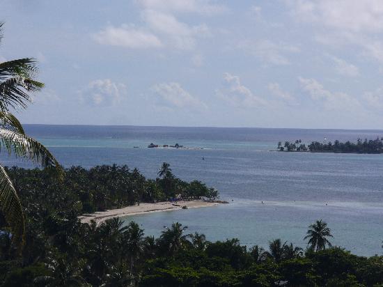 Sol Caribe San Andres: vista desde el hotel sol caribe