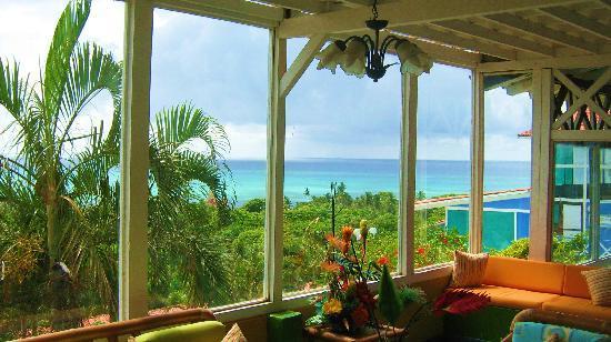 Sol Caribe San Andres: Vista del lobby 3