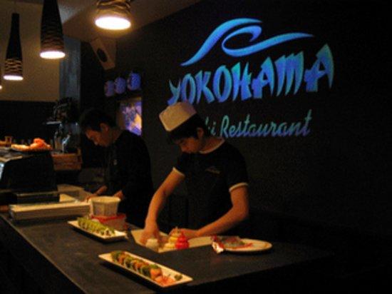 Yokohama: Cuoco all'opera
