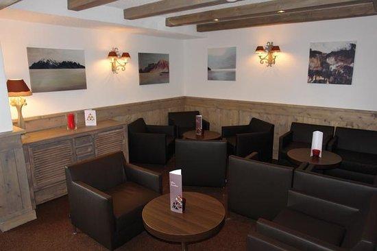 Arcadien Hotel & Spa : Salon La Grive