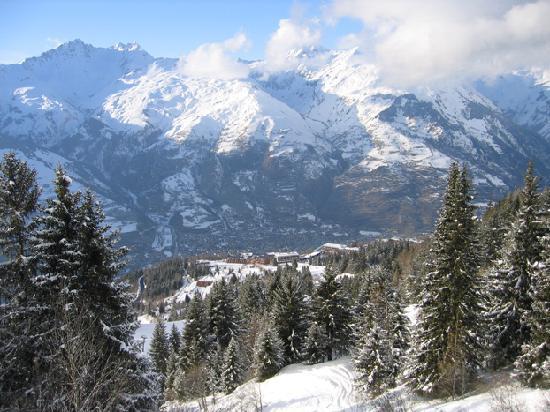Arcadien Hotel & Spa: vue