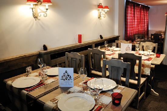 Arcadien Hotel & Spa: Restaurant