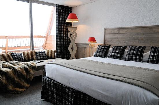Arcadien Hotel & Spa: Chambre