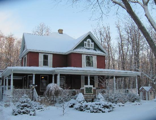 Sherwood Forest Bed and Breakfast: Sherwood Forest Bed and Breakfast Winter