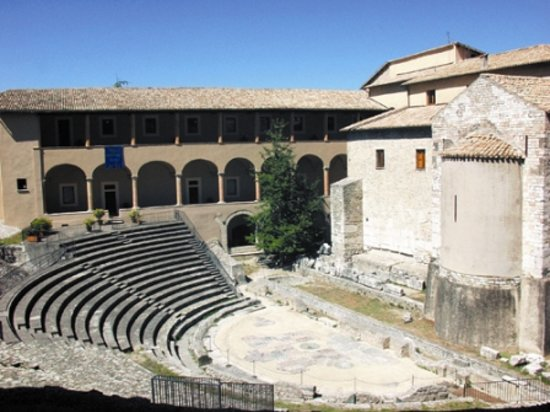 Spoleto, Italy: Provided by: Soprintendenza Beni Archeologici dell'Umbria