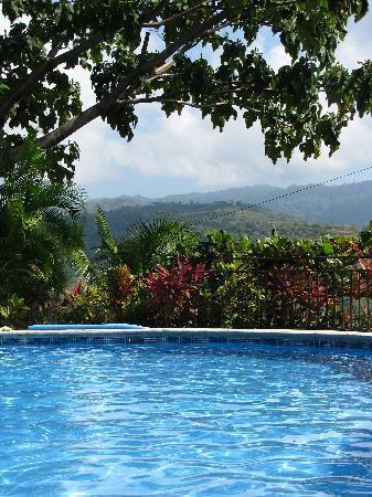 هوتل فيستا باسيفيكو: Vista Pacifico hotel, Jaco