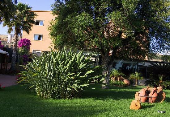 Colleverde Park Hotel: parco