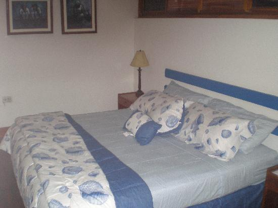 Hotel Casablanca: Precioso arreglo de camas