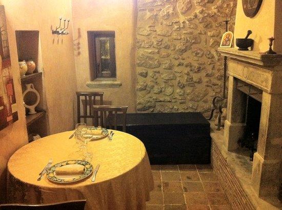 Osteria Borgo dei Fumari: ideale per cenetta romantica a due