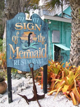 Sign of The Mermaid
