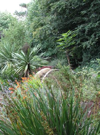 Woodlands Guest House: Gardens