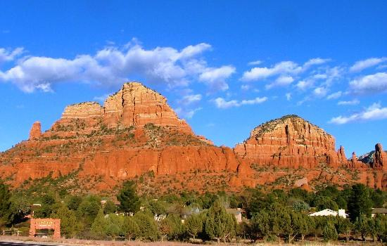 Baby Quail Inn: Welcome to Sedona