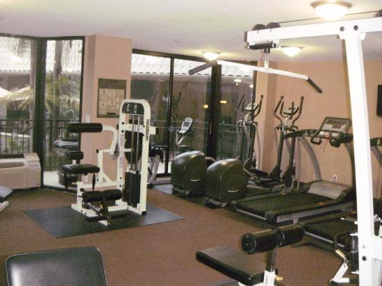 Crowne Plaza Costa Mesa Orange County: Workout Facilities