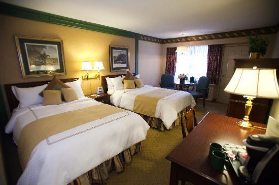The Olde Mill Inn: Luxury Double