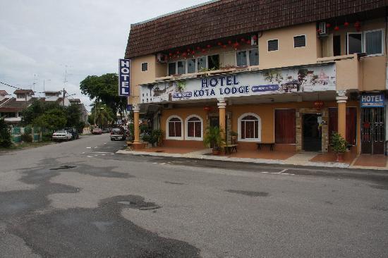 Kota Lodge: Außenansicht