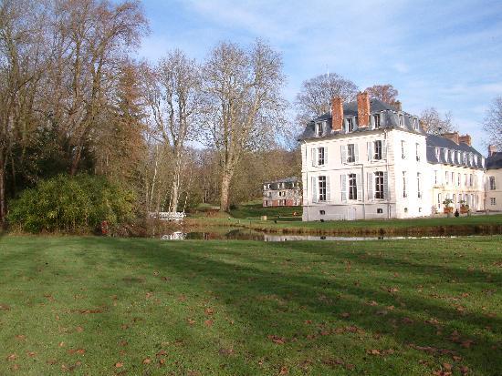 Chateau Saint Just: Château St-Just Janvier 2011
