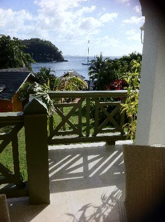 Beachcombers Hotel: view from room