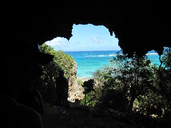 The Verandah Resort & Spa: Grottes à Berbuda