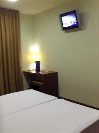 โรงแรมเดลคอมเต: Dimensioni camera