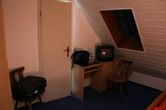 Elsteraue, Germany: Hotelzimmer