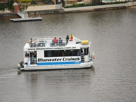 Surfers Paradise River Cruises : The Boat
