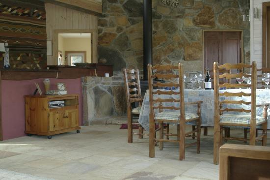 Forest Walks Lodge: Fine dining