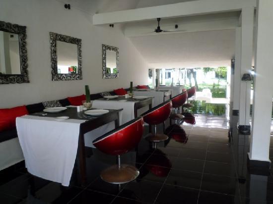 Le 48, Zen & Happy Rezort: Le restaurant