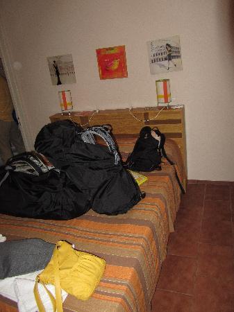 Hostel Suites Mendoza: the double room