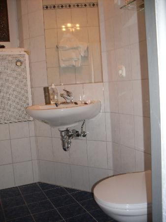 Astrid Hotel am Kurfurstendamm: Toilet - single & 4 bed room