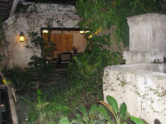 El Convento Boutique Hotel : Vista jardin