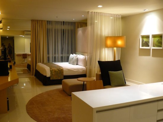 PARKROYAL Serviced Suites Kuala Lumpur: Gorgeus Room