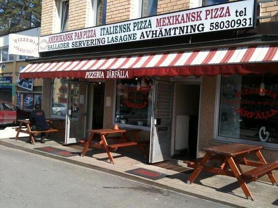 Antica Pizzeria : Järfälla Pizzeria