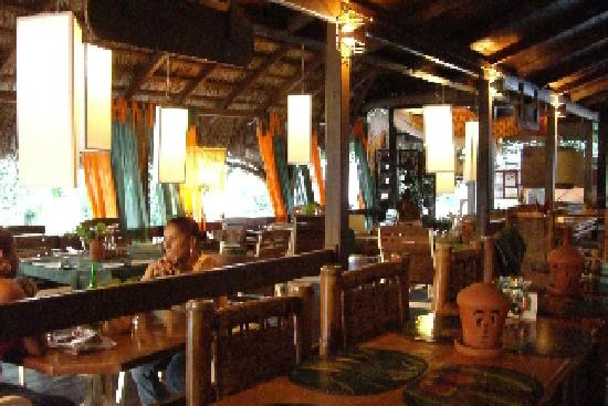 ristorante della Plaza lusitania