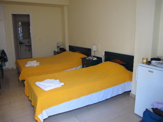 Villa Roussa: Chambre
