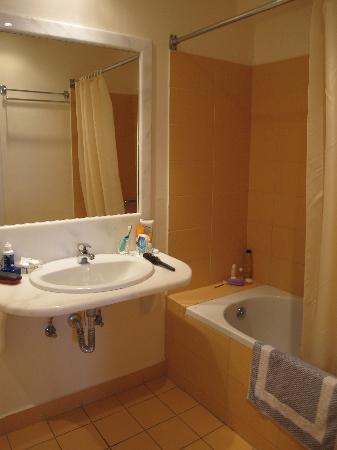 Villa Roussa: Salle de bains