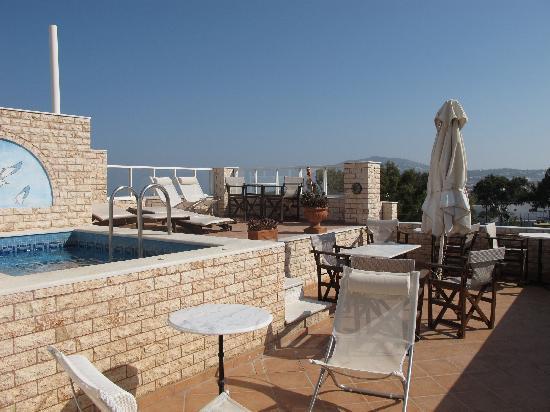 Villa Roussa: Vue de la terasse 2