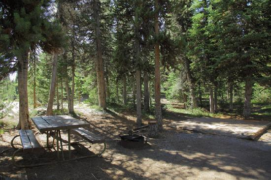 Indian Creek Campground: Another view