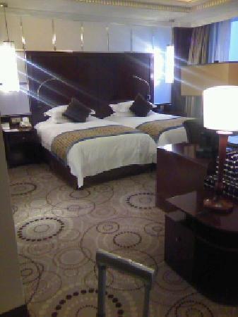 Grand Soluxe Zhongyou Hotel Shanghai: 室内写真