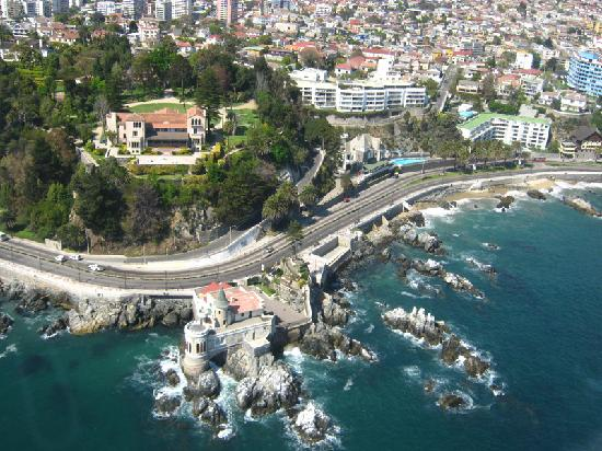 Vina del mar pictures traveler photos of vina del mar for Hotel cerro castillo