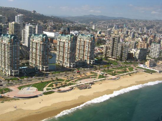 Viña del Mar, Cile: Las Salinas