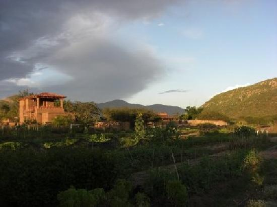 TierraLuna Ecolodge: Visiting us allows you to be in direct contact with the area's beautiful natural surroundings an