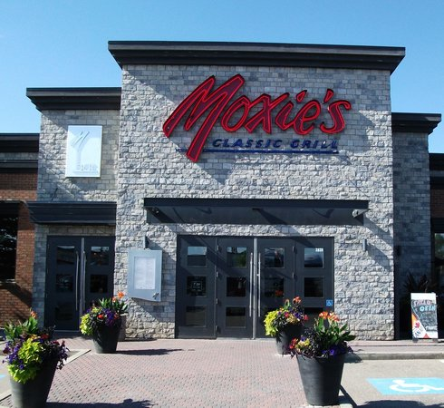Moxie's Grill & Bar: Moxies Classic grill - Red deer