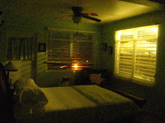 Naguabo, Puerto Rico: Our Room