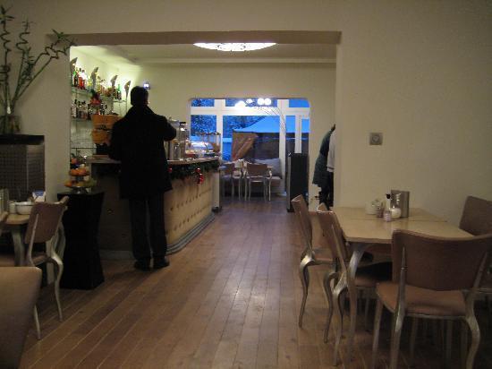 Hotel Berial: Dining Room/Bar