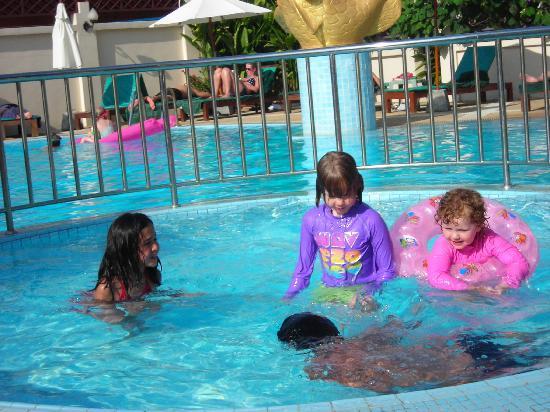 Krabi Heritage Hotel: Kiddies Pool