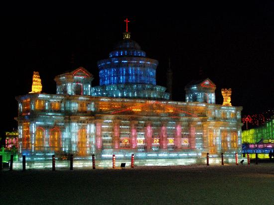 Харбин, Китай: cattedrale