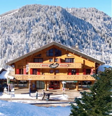 Photo of Hotel Chalet d'Alizee Chatel